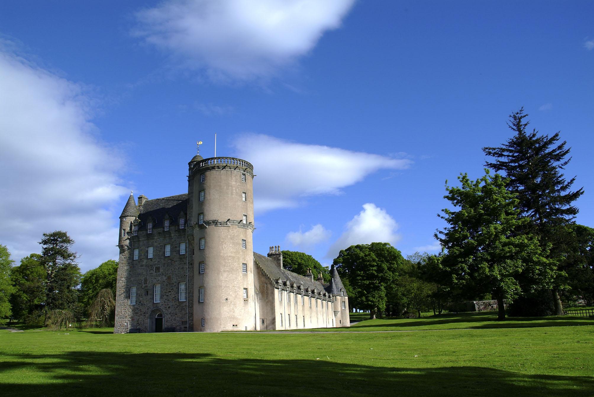 Castle Fraser - National Trust for Scotland
