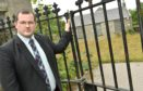 Mark McDonald MSP has been campaigning to save Woodside Burgh Hall.