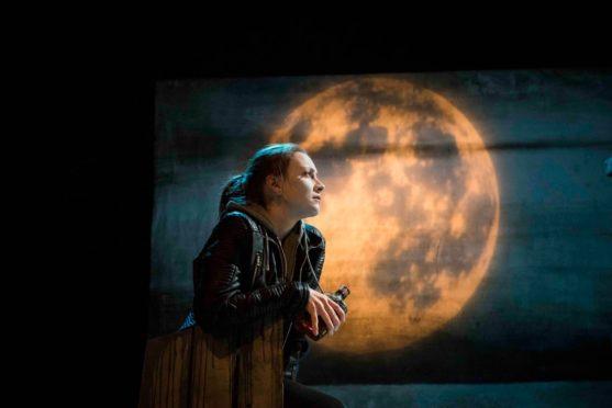 Naomi Stirrat (Roman Stornoway). Picture by Leila Angus
