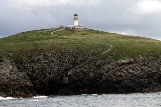 Flannan Isles lighthouse