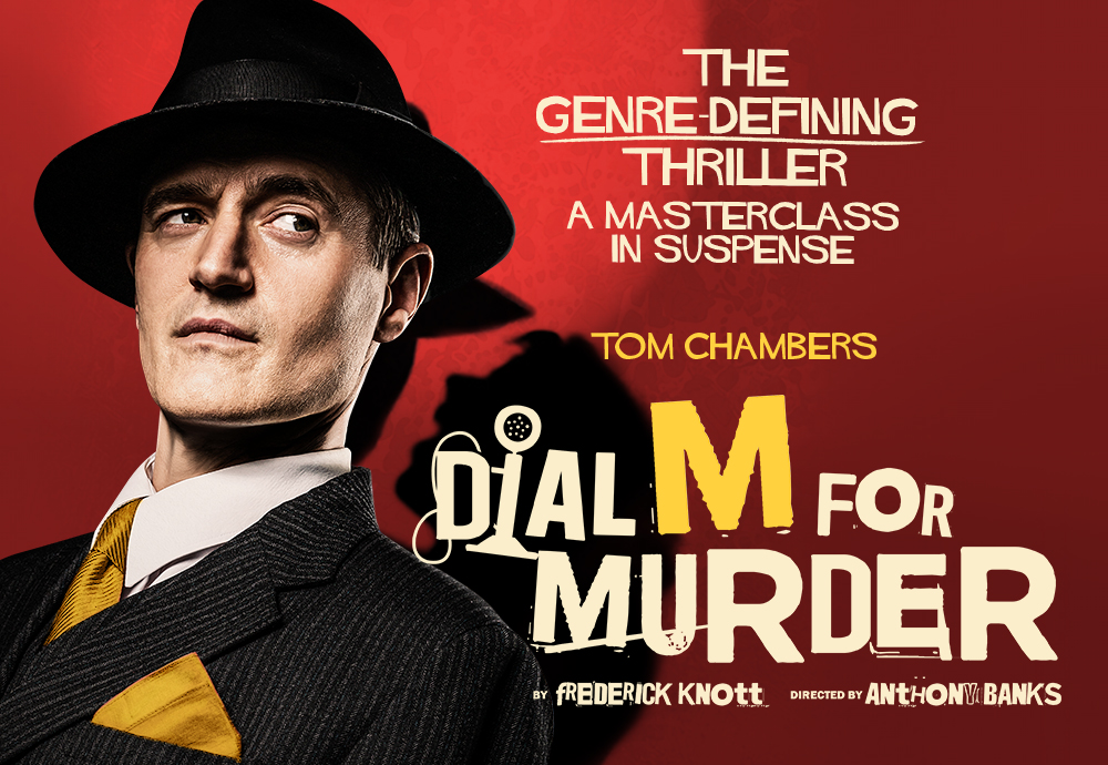 Review: Strictly star charms Aberdeen audience with Dial M For Murder stage show | Press and Journal
