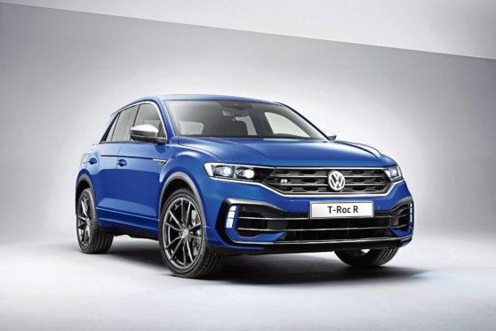 Volkswagen T-Roq