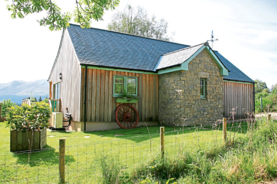 Spinnyfield Cottage