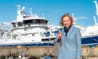 Scottish Fishermen's Federation chief executive Elspeth Macdonald