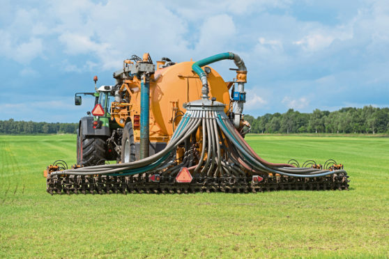 Cover crop trials took place on six farms to look at how to use digestate more effectively.