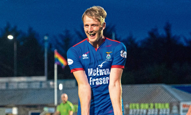 Coll Donaldson has left for Ross County.