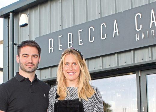 Rebecca & James Carr