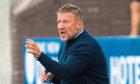 Inverness manager John Robertson.
