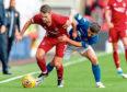 Aberdeen's Craig Bryson.