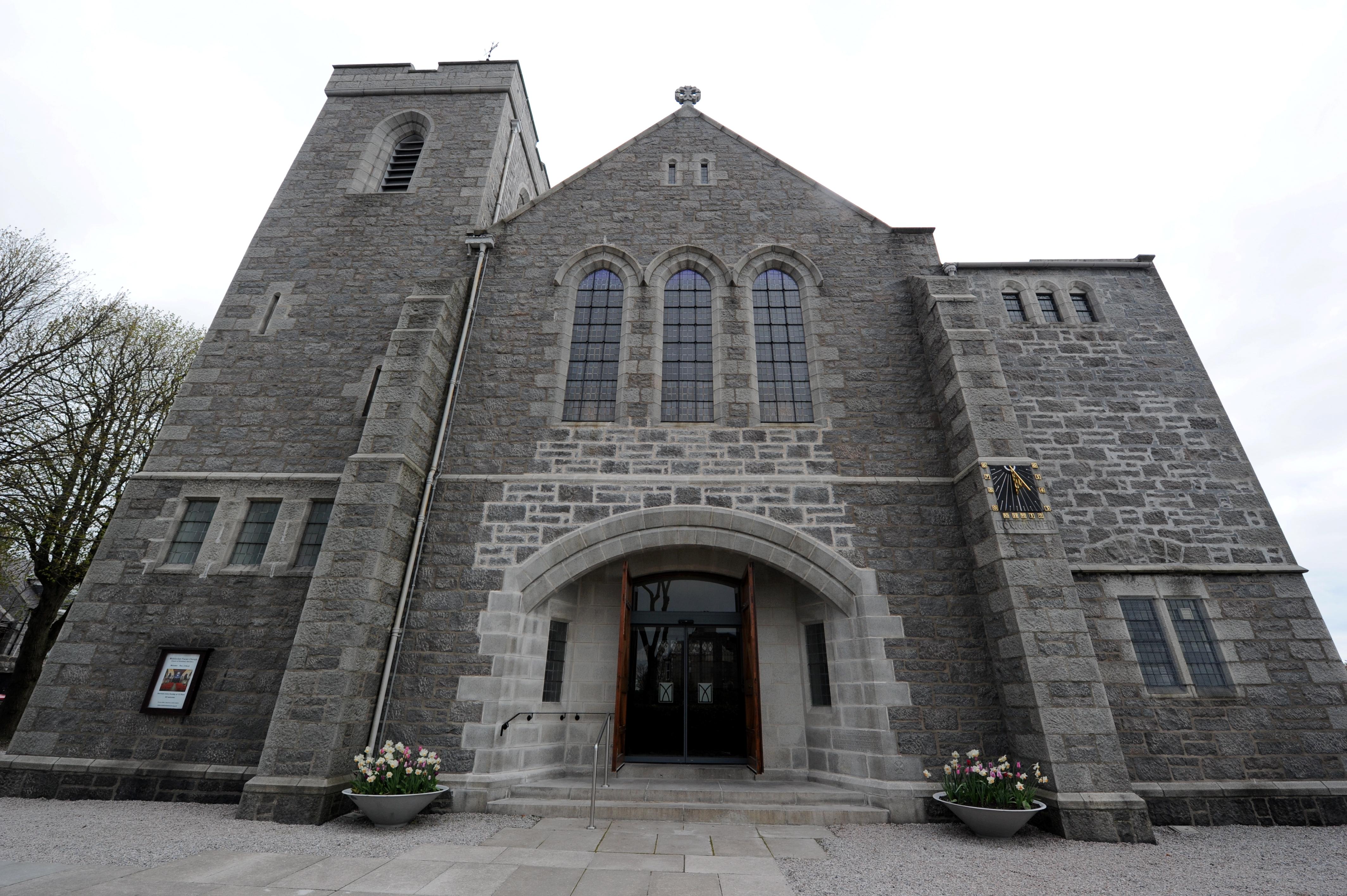 Midstocket Parish Church