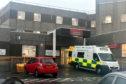 Lerwick's Gilbert Bain Hospital in Shetland.