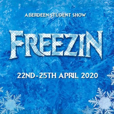 """Freezin"" will be the Aberdeen Student Show 2020"