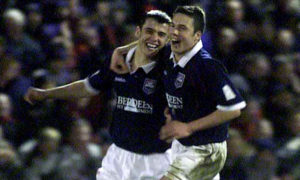"Cowie dubbed the ""Strathpeffer Tardelli"" by former team mate Mackay"