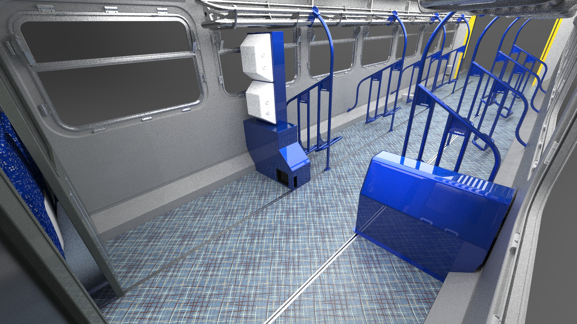 ScotRail is transforming five Class 153 trains to carry up to 20 bikes to enhance existing services on the West Highland Line, providing custom designed racks to accommodate bikes, sporting equipment and large items of luggage as well as more seats for customers.