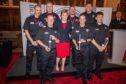 The Brave@Heart awards at Edinburgh Castle