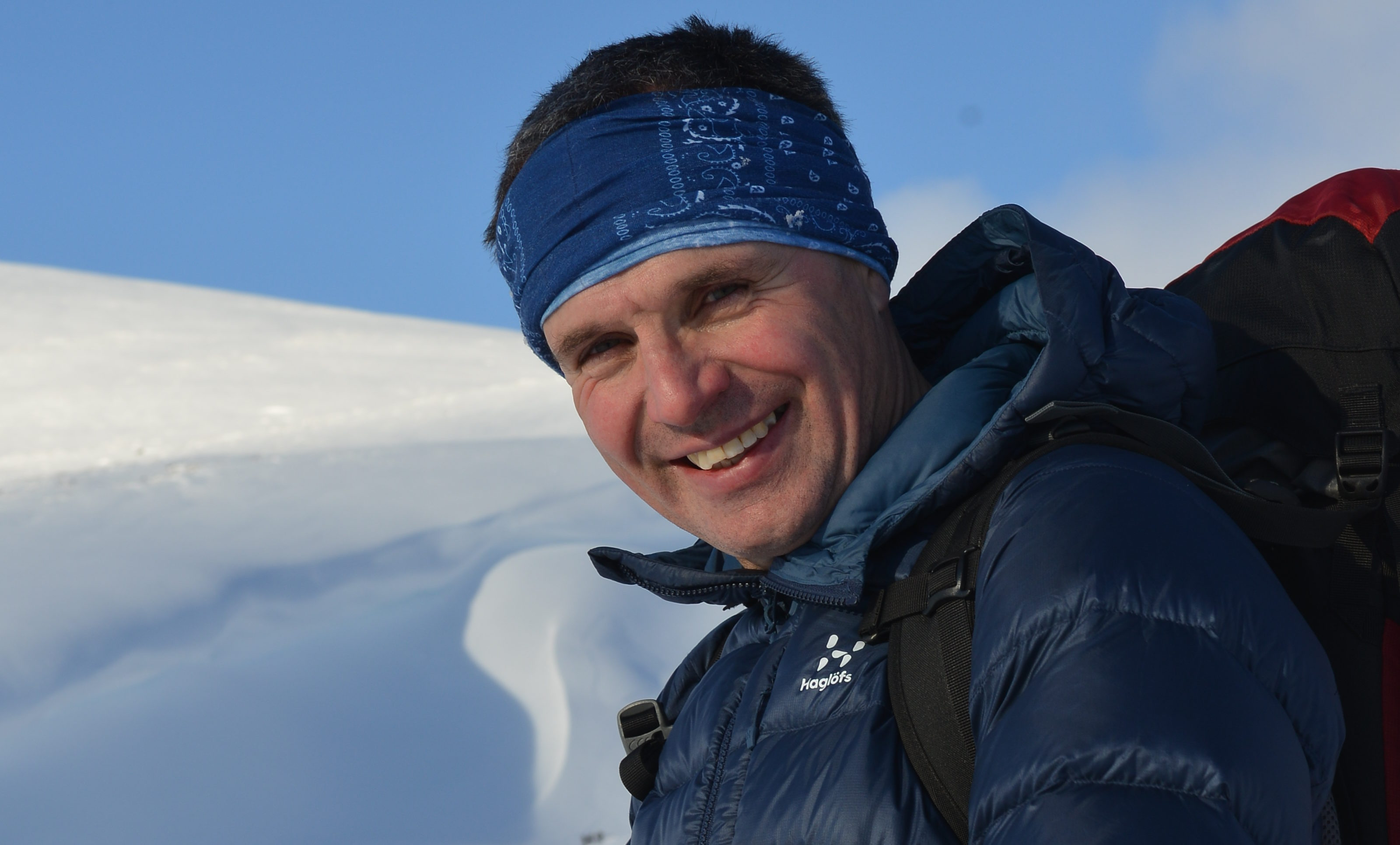 David Balharry, the new chief executive of the John Muir Trust