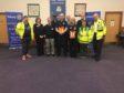 Members of Blackburn Rotary Club, volunteers and residents