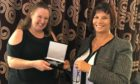 Donna Lovie has received a prestigious Cavell Award.