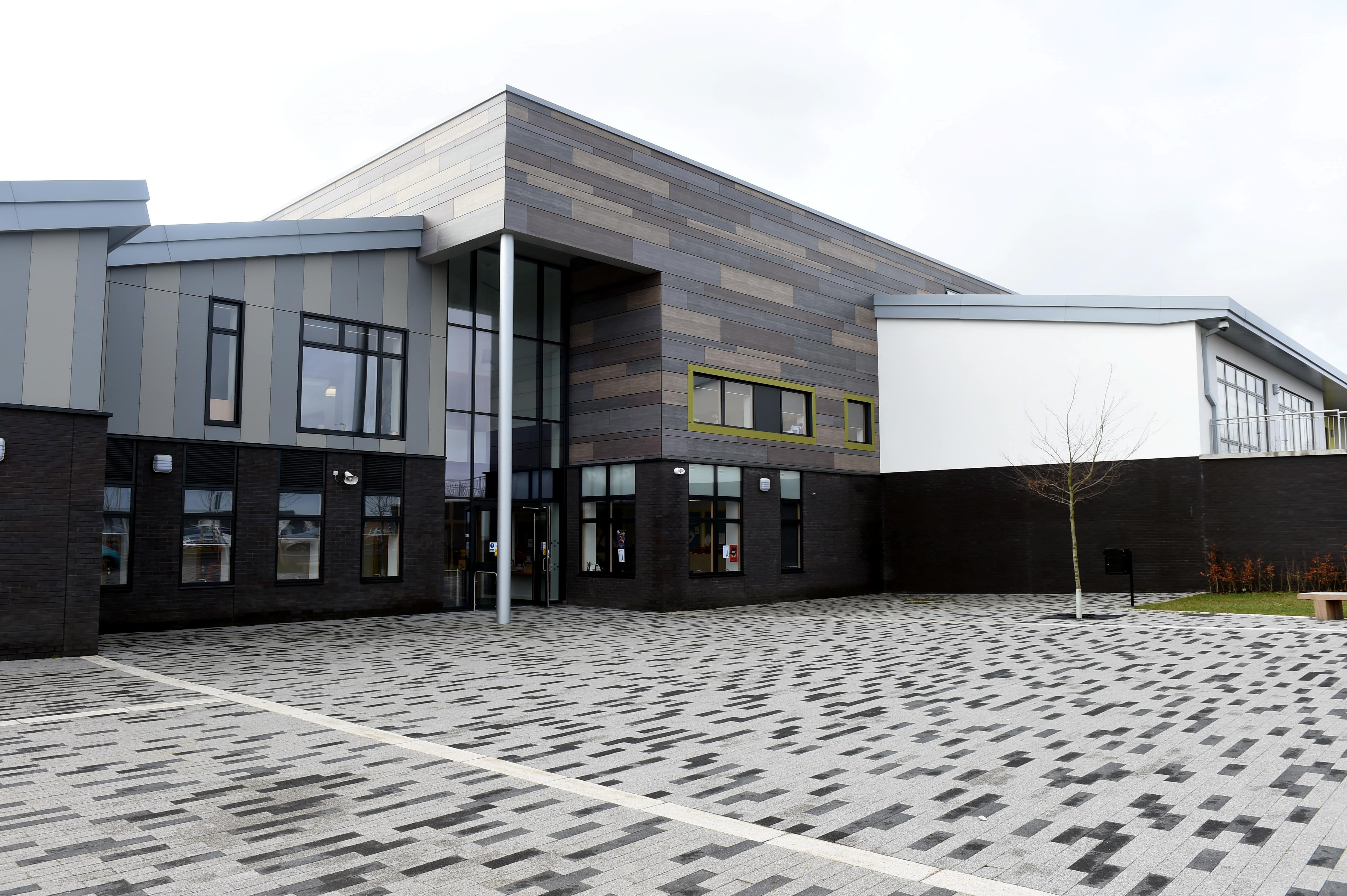 Hillside School on Newlands Crescent in  Portlethen.