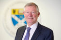 Sir Alex Ferguson inspires GCU students  Pic Peter Devlin