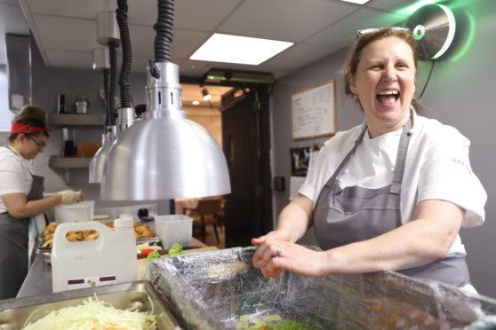 Chef Angela Hartnett