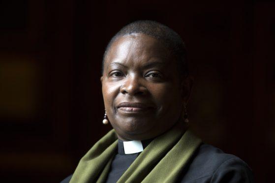 The Reverend Rose Hudson-Wilkin