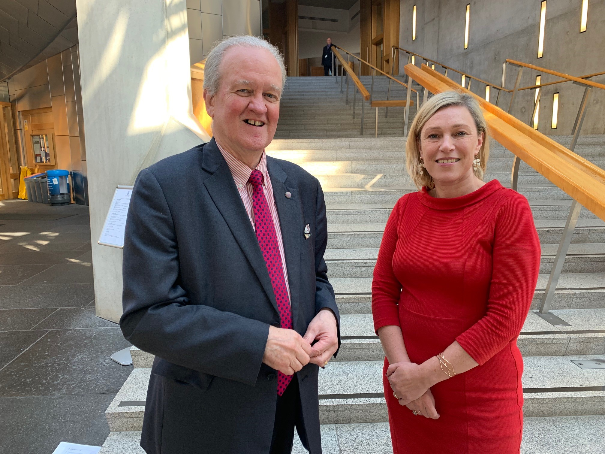 Gillian Martin and Stewart Stevenson have welcomed the investment
