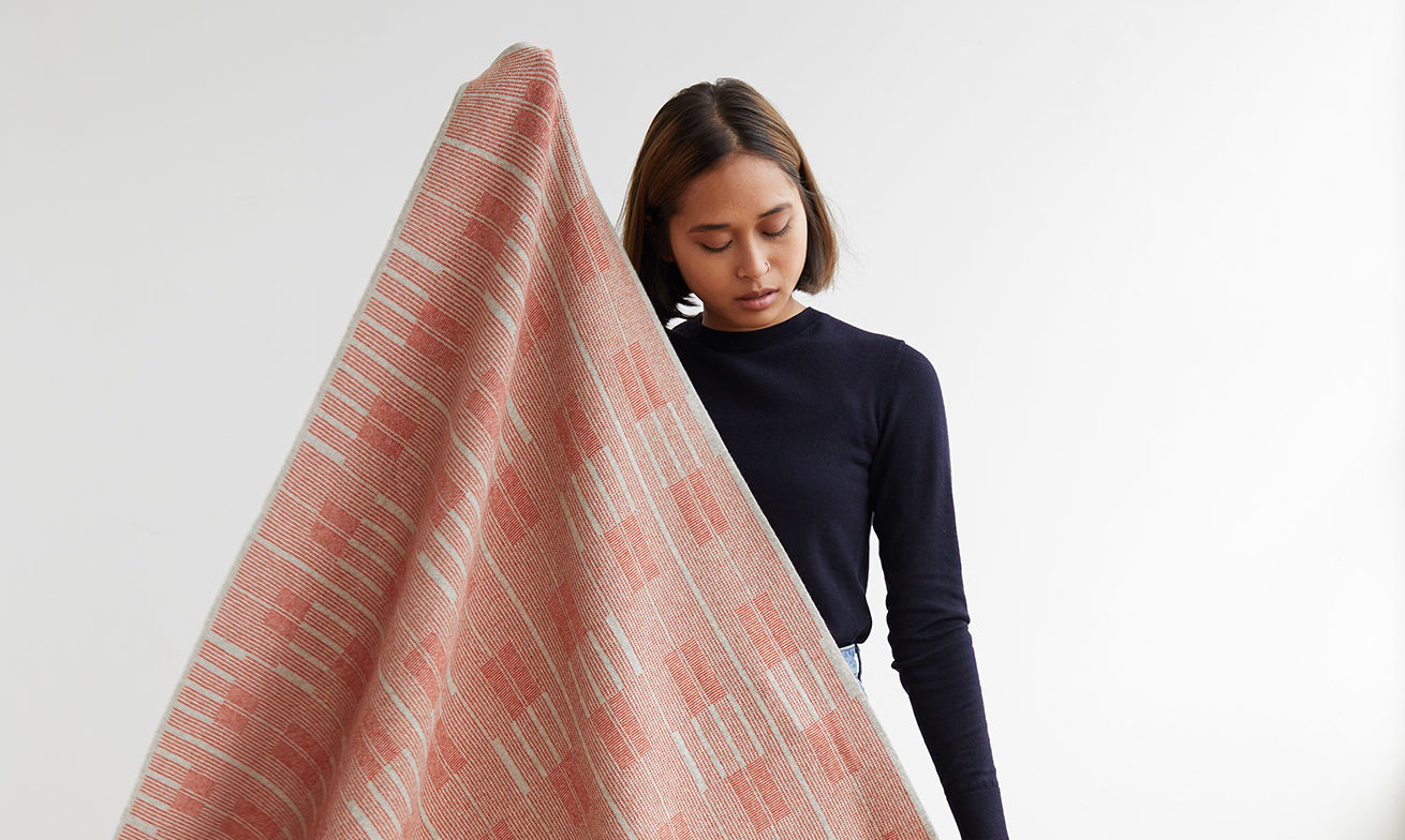 Hilary Grant's Asplund blankets.