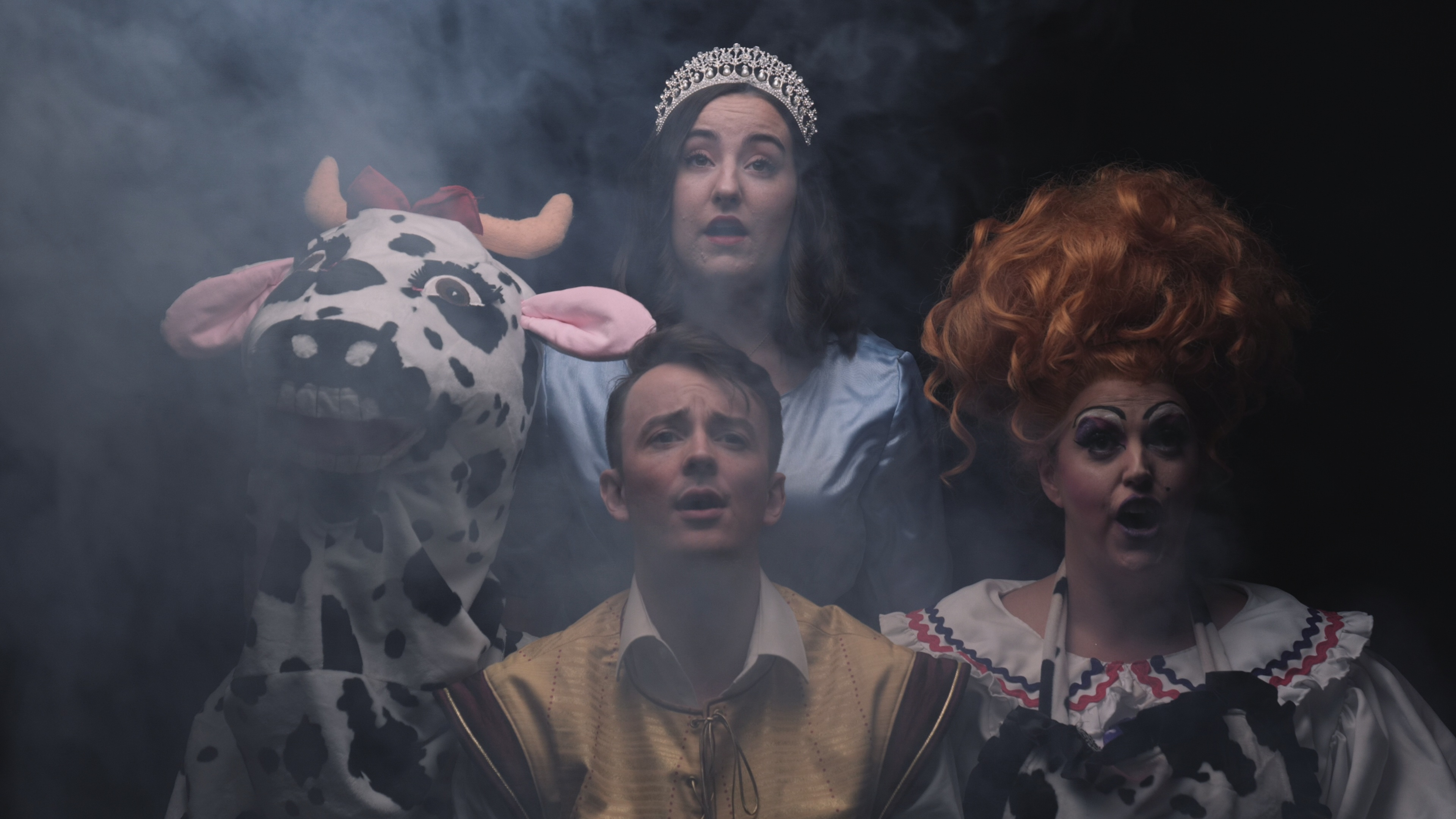 Peterhead Panto Group parodies Queen's Bohemian Rhapsody.