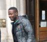 Oluwatayo Dada outside Aberdeen Sheriff Court