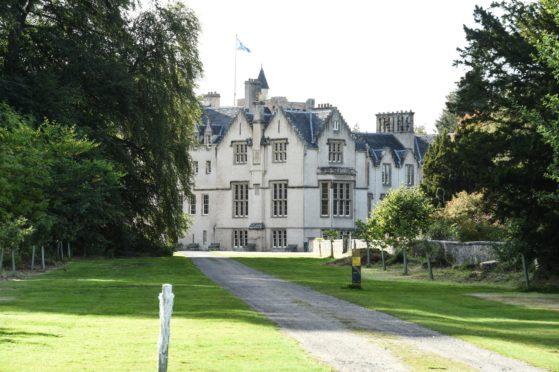 Brodie Castle, Moray