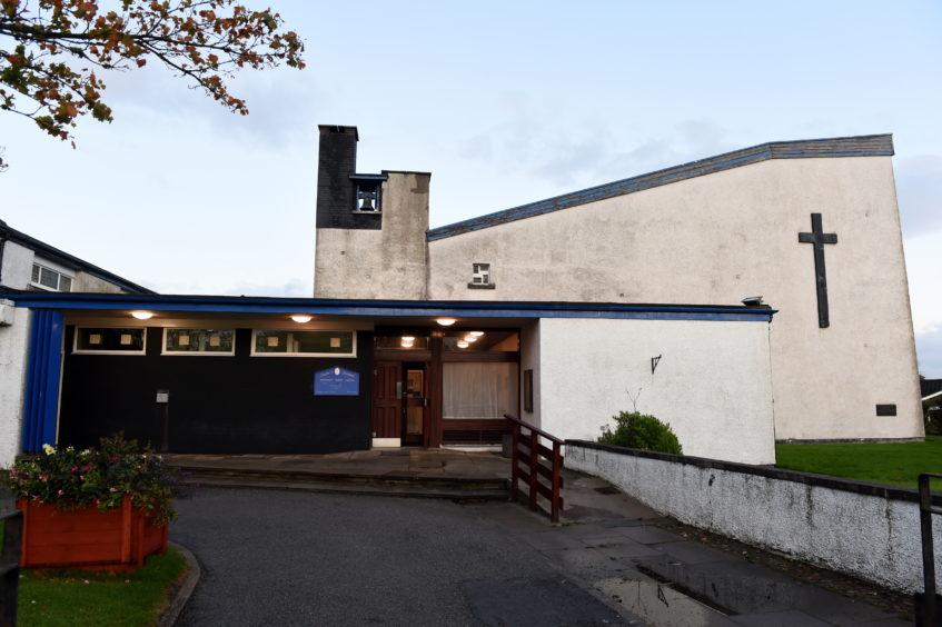 Summerhill Parish Church, Stronsay Drive, Aberdeen.