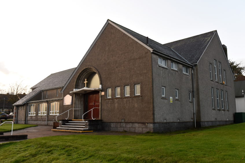 Mastrick Parish Church, Greenfern Road, Aberdeen.