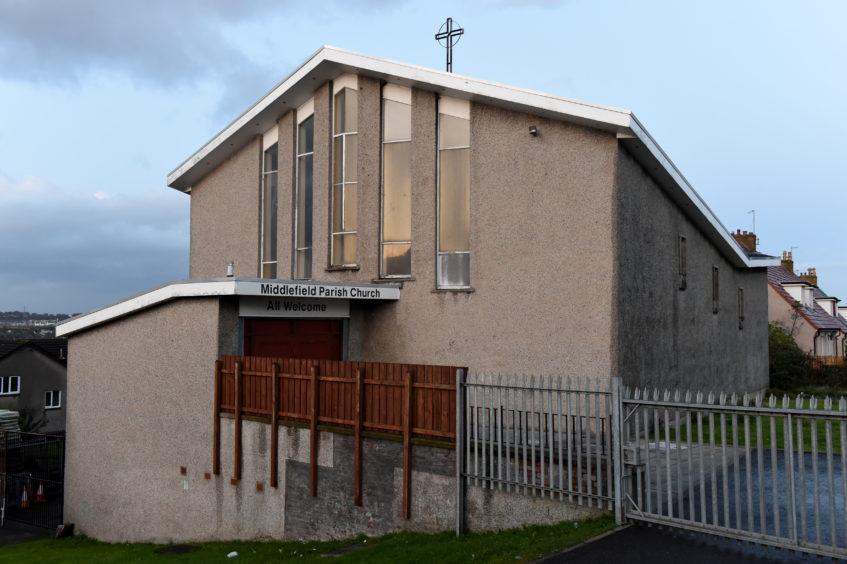 Middlefield Parish Church, Manor Ave, Aberdeen.