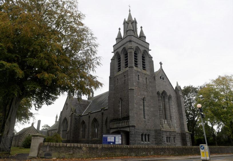 Ruthrieston West Church, Broomhill Rd.