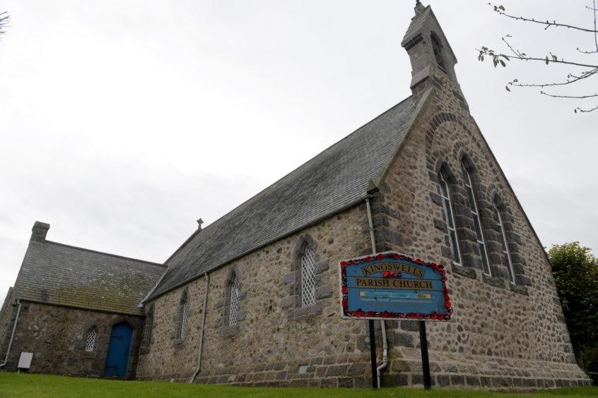 Kingswells Church, Old Skene Road.