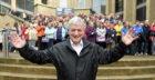 Allan Campbell, Chairman of An Comunn Gaidhealach at the Royal National Mod 2019. Pictures by Sandy McCook