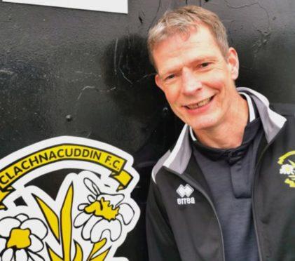 Clachnacuddin boss Sandy McLeod.