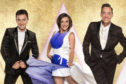 Shirley Ballas, Craig Revel Horwood and Bruno Tonioli.  BBC - Photographer: Ray Burmiston
