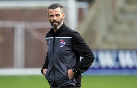 Ross County manager Stuart Kettlewell