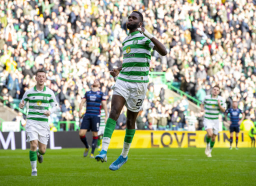 Odsonne Edouard nets for Celtic.