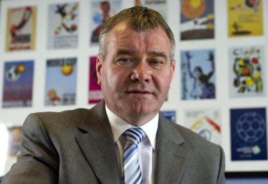 Head of referee development John Fleming