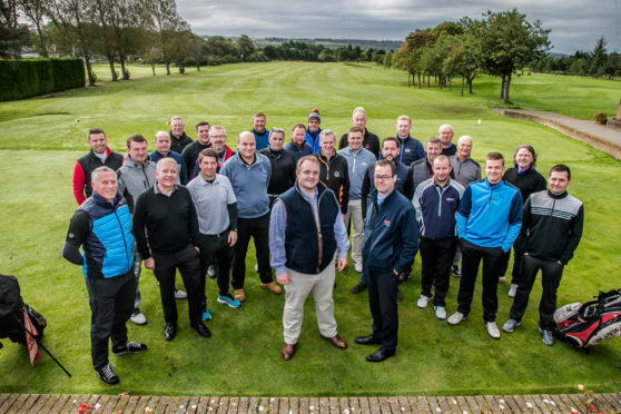 Scottish Plant Owners Association Highland Quaich Golf Competition