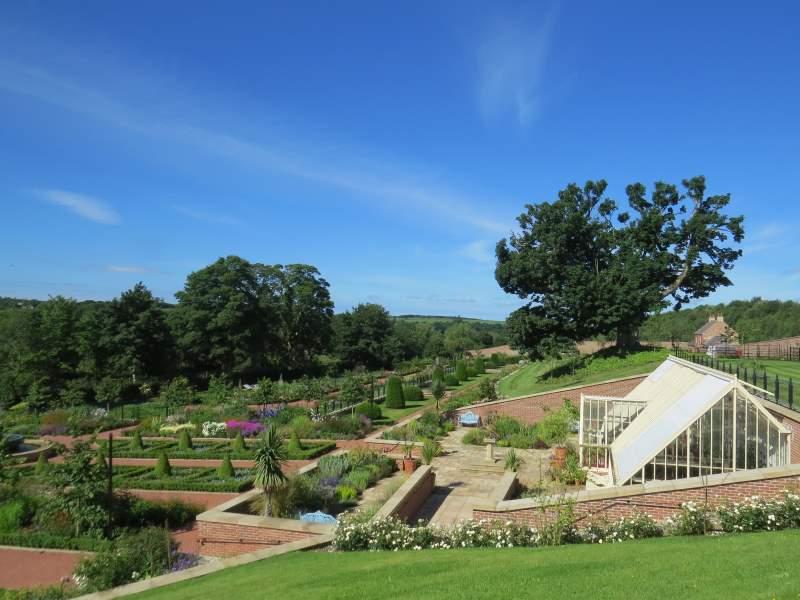 The Queen Elizabeth Walled Gardens