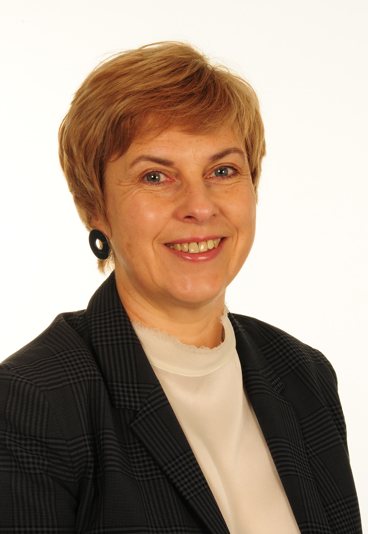 Ann Clark, vice chairwoman of NHS Highland's board.