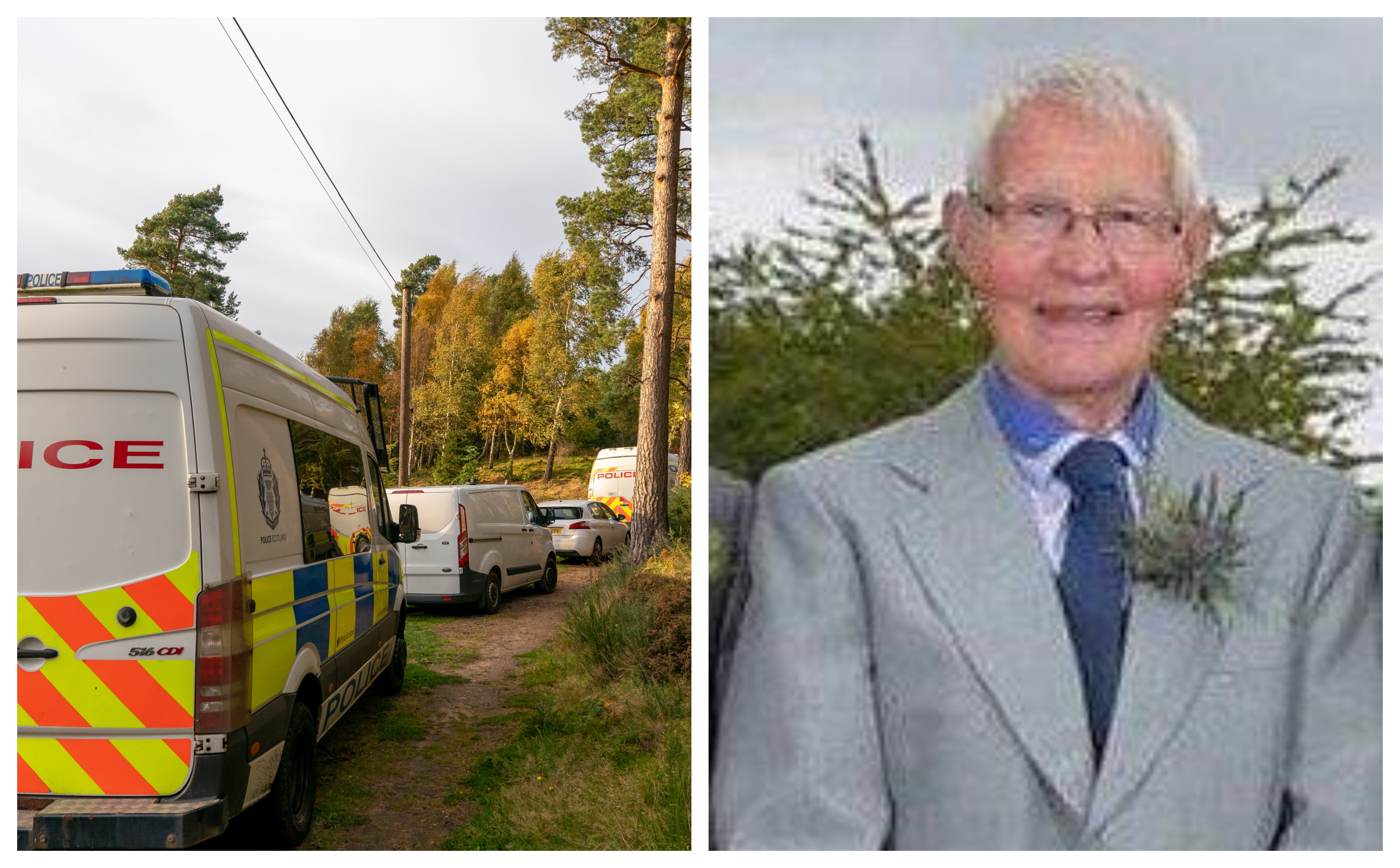 Frank Kinnis died after an incident near New Elgin yesterday.