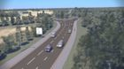 The video shows what the A9/A96 link road will look like.