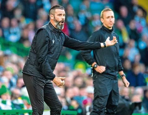 Ross County co-manager Stuart Kettlewell.
