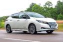 Your Car Road Test Nissan Leaf 27/11/2019