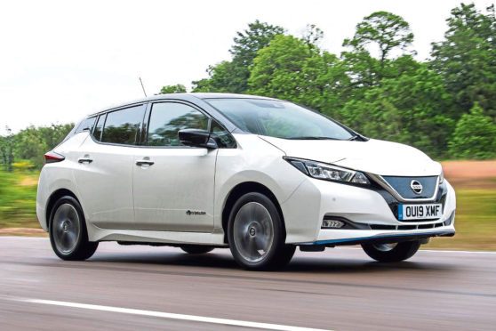 Your Car Road Test Nissan Leaf 27/11/2019